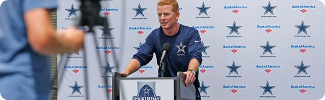 2013-2014 TRAINING CAMP UPDATE - Jason Garrett press conference–Moore and more - The Boys Are Back blog