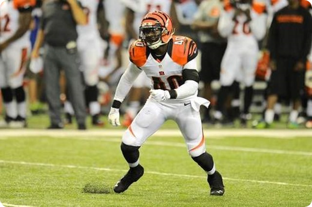 Bengals - Does Shawn Williams emerge at safety