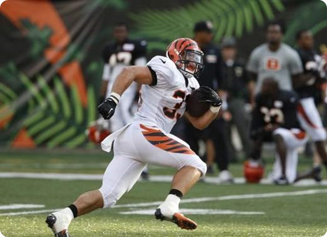 Bengals - Offensive bubble player to watch