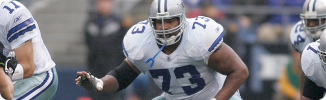 Dallas Cowboys lineman Larry Allen inducted into the Pro Football Hall of Fame - The Boys Are Back blog 2013
