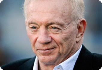 dallas cowboys owner jerry jones - the boys are back blog