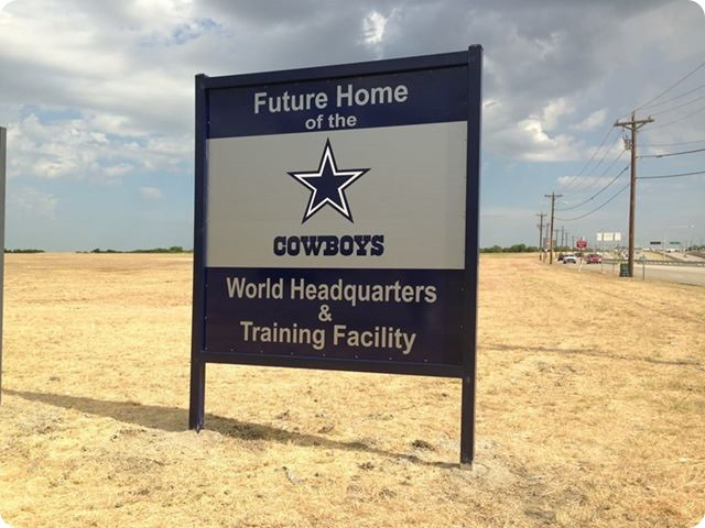 Dallas Cowboys World Headquarters will be moving to Frisco, TX - The Boys Are Back blog