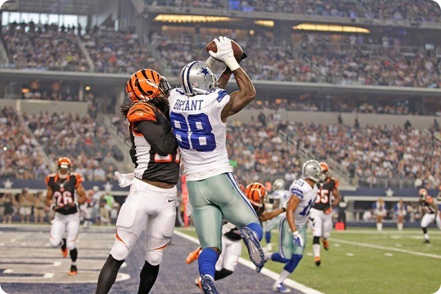 DRESS REHEARSAL REVIEW - Tony Romo believes the starters on the right track - Dez Bryant TD