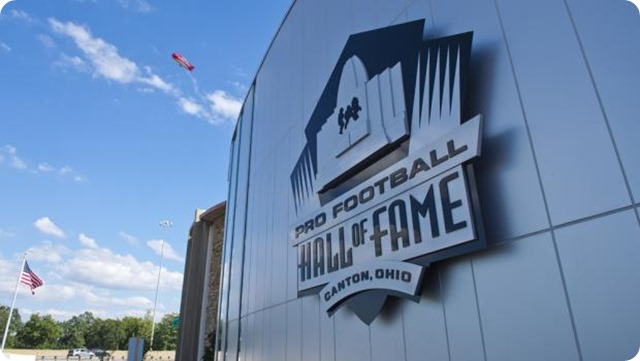 Fawcett Stadium - The Cowboys and Dolphins meet Sunday night in the annual Hall of Fame Game