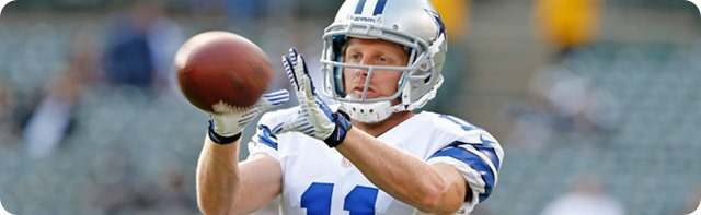 GAMEDAY RESOURCES - Houston Texans vs. Dallas Cowboys–NFL Preseason 2013 - Cole Beasley