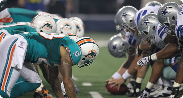 GAMEDAY RESOURCES - Miami Dolphins vs. Dallas Cowboys - Hall of Fame Game Canton Ohio - The Boys Are Back blog