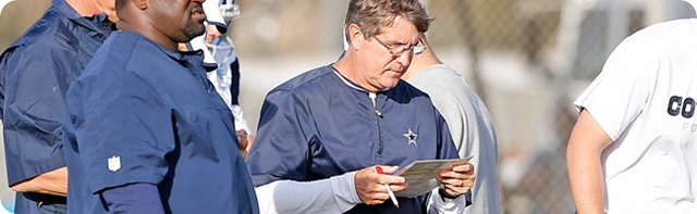 INSIDE THE NUMBERS - Bill Callahan's unexpected play-calls for the 2013-2014 Dallas Cowboys