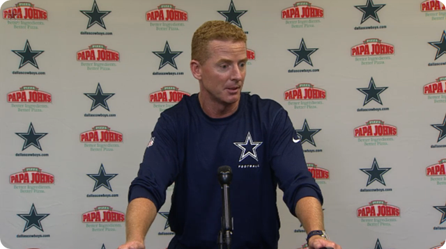 Jason Garrett press conference - 2013-2014 Dallas Cowboys training camp update - Dallas Cowboys vs. Cincinnati Bengals wrap up - The Boys Are Back blog
