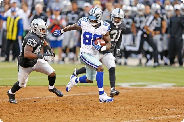 NFL PRESEASON 2013 - Dallas Cowboys vs. Oakland Raiders