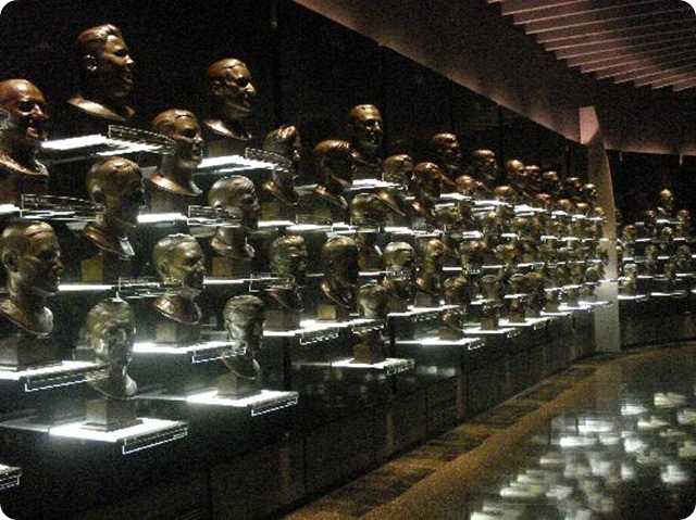 nfl pro football hall of fame in canton - the boys are back blog