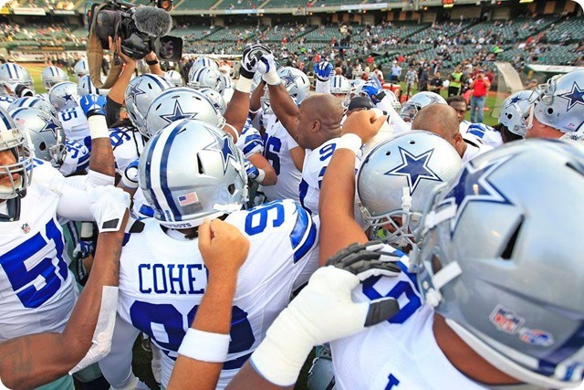 PRESEASON GAME RECAP - Oakland Raiders 19, Dallas Cowboys 17 - The Boys Are Back blog 2013