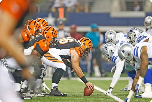 TEXAS 2 DEFENSE - Starters continue to excite in 24-18 preseason win at AT&T Stadium - The Boys Are Back blog 2013 - trenches