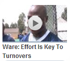 Video - DeMarcus Ware - Effort is key to turnovers - The Boys Are Back blog 2013