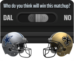2013 NFL Schedule Week 10 - Dallas Cowboys vs. New Orleans Saints - Texas-2 defense vs. Rob Ryan - 2013-2014 Dallas Cowboys schedule