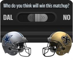 2013 NFL Schedule Week 10 - Dallas Cowboys vs. New Orleans Saints - Texas-2 defense vs. Rob Ryan - 2013-2014 Dallas Cowboys schedule