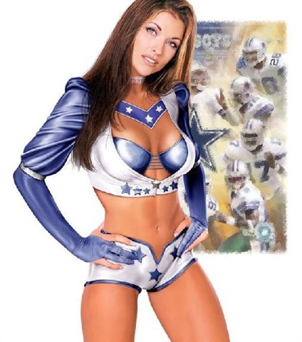 America's Team - Every boy should love the Dallas Cowboys - The Boys Are Back blog 2012