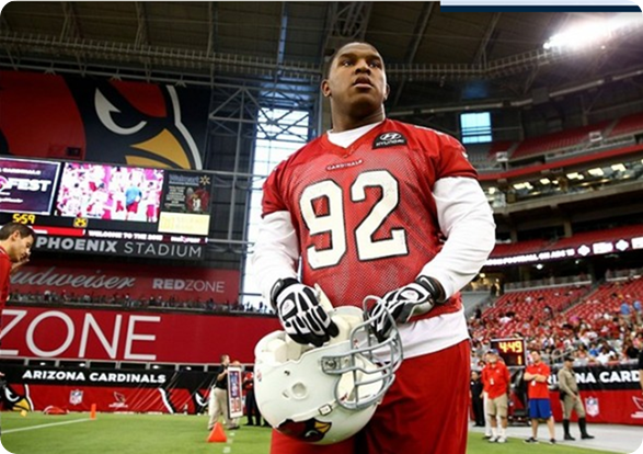 AROUND THE NFL - Father of Cardinals' Dan Williams killed on way to see son play - The Boys Are Back blog 2013