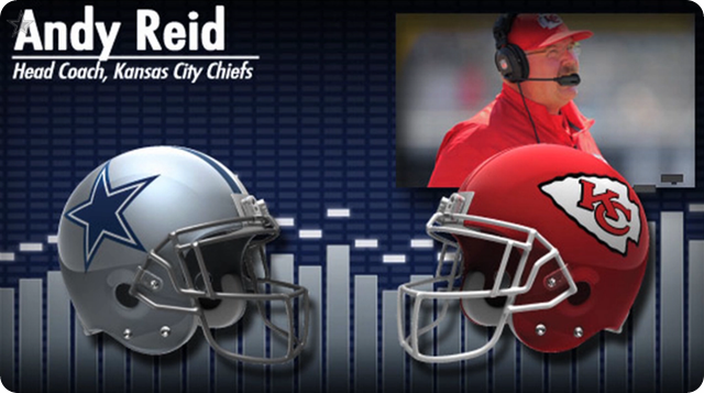 Audio - Andy Reid press conference with Dallas media