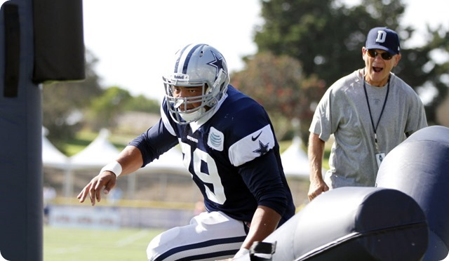 Cowboys Roster Moves -Ben Bass - The Boys Are Back blog