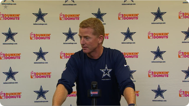 DALLAS COWBOYS POSTGAME PRESS CONFERENCE - Jason Garrett's impressions from Giants win, looking to Kansas City - 2013-2014 Dallas Cowboys