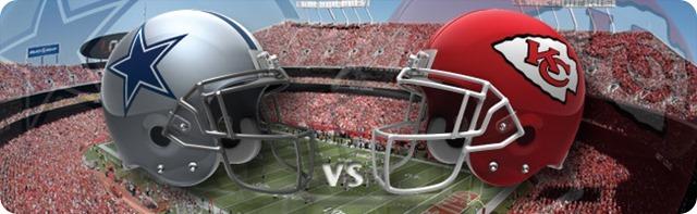 Dallas Cowboys vs. Kansas City Chiefs - 2013-2014 Dallas Cowboys - The Boys Are Back blog