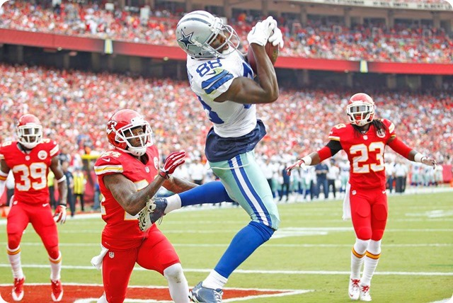 Dez Bryant video highlights at Kansas City