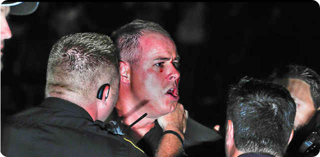 FRIDAY NIGHT LIGHTS (AND FIGHTS) - Alabama High School football game turns into brawl - The Boys Are Back blog 2013