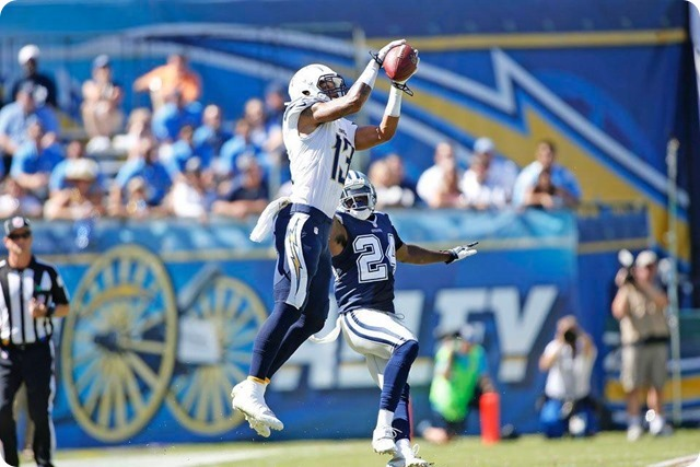 GAME FILM BREAKDOWN - THE TWIT FACTOR - Taking What Is There - 2013-2014 Dallas Cowboys vs. San Diego Chargers - MO burned