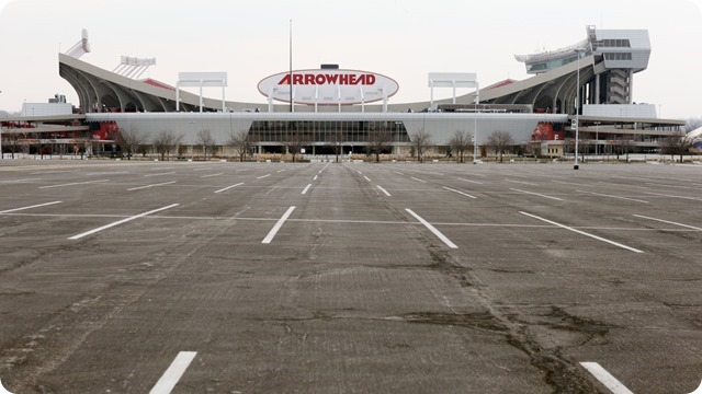 GAMEDAY MATCHUP - Dallas Cowboys and Kansas City Chiefs - Arrowhead Stadium