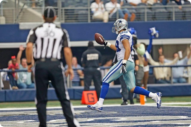 GAMEDAY STATS AND QUOTES - 2013-2014 Dallas Cowboys vs. St. Louis Rams–Week 3 - Escobar TD