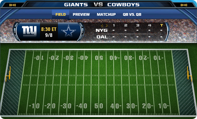 gametrax - new york giants vs. dallas cowboys - 2013-2014 Dallas Cowboys schedule - The Boys Are Back blog 2013