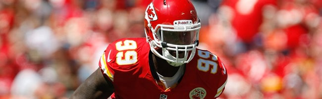 The Dallas Cowboys traded for defensive end Edgar Jones from the