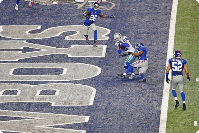 NEW ERA - THE 12th COWPOKE - Rowdy Dallas Cowboys fans create home field advantage at AT&T Stadium - 2013-2013 Dallas Cowboys - Jason Witten TD