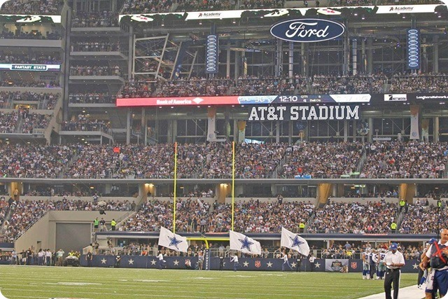 NEW ERA - THE 12th COWPOKE - Rowdy Dallas Cowboys fans create home field advantage at AT&T Stadium - 2013-2013 Dallas Cowboys - Dallas Cowboys fans