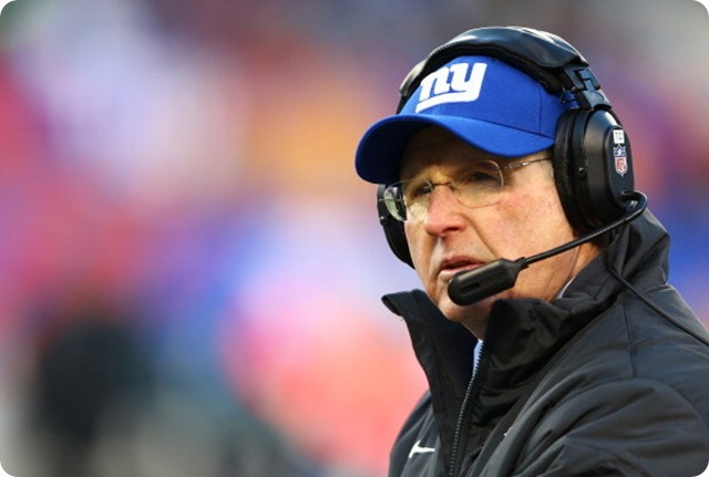 PLAYCALLING DECISION - NYG coach Tom Coughlin says there are benefits of delegating - The Boys Are Back blog 2013
