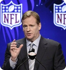 Roger Goodell NFLPA and NFL HGH talks stalled - The Boys Are Back blog 2013