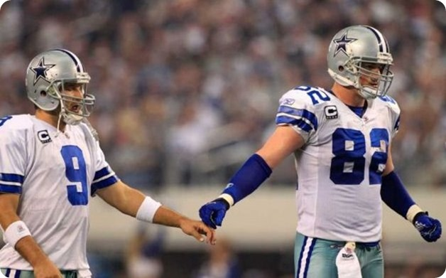 tony romo and jason witten - the boys are back blog
