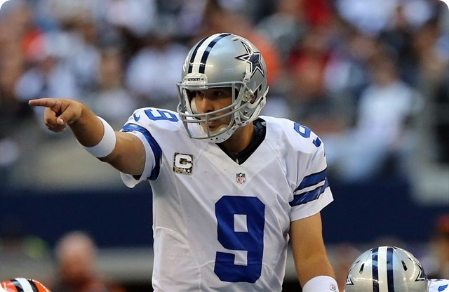 TWO SIDES OF THE FENCE - Tony Romo's NFL legacy is still being written - The Boys Are Back blog 2013