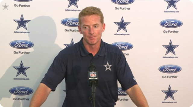 VIDEO - Dallas Cowboys vs. San Diego Chargers highlights - 2013-2014 Dallas Cowboys - Jason Garrett postgame press conference