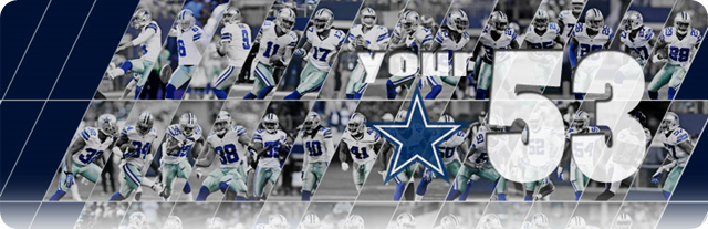 Your 53 Dallas Cowboys Roster 2013-2014 - The Boys Are Back blog