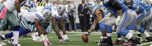 2013-2014 GAMEDAY PRIMER - Cowboys vs. Lions - Detroit boasts big air threat