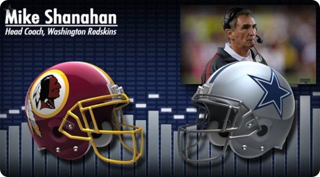 Audio - Mike Shanahan press conference with Dallas Cowboys media - 2013-2014 Dallas Cowboys schedule