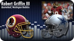 Audio - Robert Griffin III press conference with Dallas Cowboys media - 2013-2014 Dallas Cowboys schedule