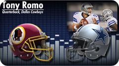 Audio - Tony Romo press conference with Washington Redskins media - 2013-2014 Dallas Cowboys schedule