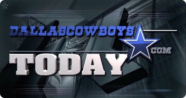 Button - Dallas Cowboys Today - Dallas Cowboys Pregame comments - 2013-2014 Dallas Cowboys schedule