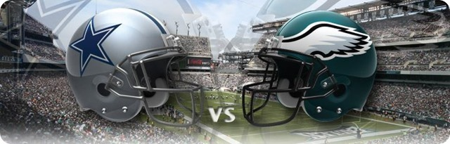 Button - Dallas Cowboys vs. Philadelphia Eagles - Dallas Cowboys 2013-2014 schedule - 2013-2014 Dallas Cowboys - helmets