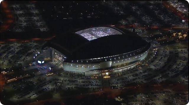 cowboys stadium 2012 nbc sunday night football - the boys are back blog