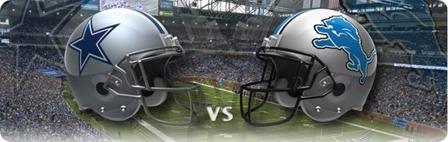 Dallas Cowboys vs. Detroit Lions - Dallas Cowboys 2013-2014 schedule - 2013-2014 Dallas Cowboys - NFL helmets