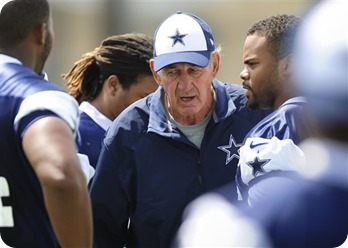 EVALUATING THE TEXAS-2 DEFENSE - Monte Kiffin and Rod Marinelli coaching havoc and reaping rewards - Dallas Cowboys defense