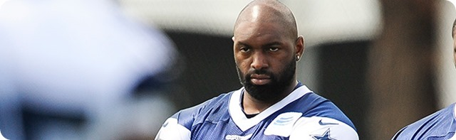 EX-COWBOY MOVING ON - Jay Ratliff issues statement regarding release from Dallas - 2013-2014 Dallas Cowboys roster